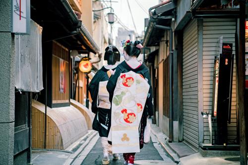 京都舞妓さん