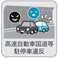 10_高速自動車国道駐車違反