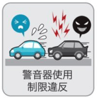 7_警音器使用違反